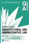 Law Express Question and Answer: Constitutional and Administrative Law, 5th edition - Book