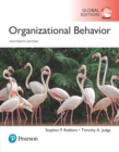 Organizational Behavior, Global Edition - Book