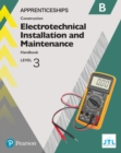 Apprenticeship Level 3 Electrotechnical (Installation and Maintainence) Learner Handbook B + Activebook - Book
