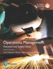 Operations Management: Processes and Supply Chains, Global Edition - Book