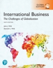 International Business: The Challenges of Globalization, Global Edition - Book