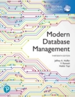 Modern Database Management, Global Edition - Book