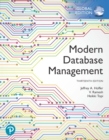 Modern Database Management, Global Edition - eBook