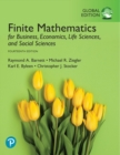 Finite Mathematics for Business, Economics, Life Sciences, and Social Sciences, Global Edition - Book