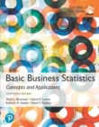Basic Business Statistics, Global Edition - Book