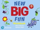 Big Fun Refresh Level 1 Workbook and Workbook Audio CD pack - Book