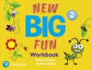 Big Fun Refresh Level 2 Workbook and Workbook Audio CD pack - Book