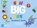 Big Fun Refresh Level 1 Student Book and CD-ROM pack - Book