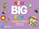 Big Fun Refresh Level 3 Student Book and CD-ROM pack - Book