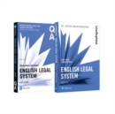 English Legal System Revision Pack 2018 : English Legal System Revision Guide and Q&A - Book
