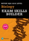REVISE AQA AS/A Level Biology Exam Skills Builder with ActiveBook - Book