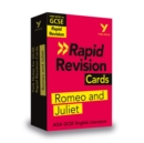 York Notes for AQA GCSE (9-1) Rapid Revision Cards: Romeo and Juliet - Book