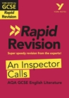 York Notes for AQA GCSE (9-1) Rapid Revision: An Inspector Calls - eBook