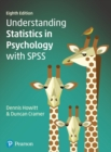 Understanding Statistics in Psychology with SPSS - Book