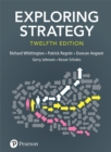 Exploring Strategy, Text Only, 12th Edition - eBook