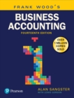 Frank Wood's Business Accounting Volume 1 - eBook
