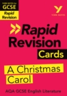 York Notes for AQA GCSE (9-1) Rapid Revision Cards: A Christmas Carol - eBook