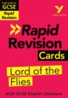 York Notes for AQA GCSE (9-1) Rapid Revision Cards: Lord of the Flies - eBook