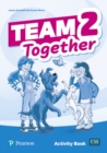 Team Together 2 Activity Book - Book