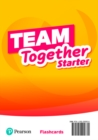 Team Together Starter Flashcards - Book