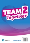 Team Together 2 Word Cards - Book