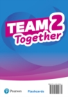 Team Together 2 Flashcards - Book