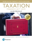 Melville's Taxation: Finance Act 2019 - Book