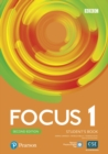 Focus 2e 1 Student's Book with PEP Basic Pack - Book