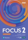 Focus 2e 2 Student's Book with Basic PEP Pack - Book