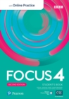 Focus 2e 4 Student's Book with Standard PEP Pack - Book