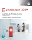 E-Commerce 2019: Business, Technology and Society, Global Edition - Book