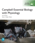 Campbell Essential Biology with Physiology, Global Edition - Book