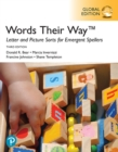 Words Their Way Letter and Picture Sorts for Emergent Spellers, Global Edition - eBook