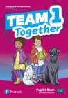 Team Together 1 Pupil's Book with Digital Resources Pack - Book