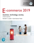 E-Commerce 2019: Business, Technology and Society, Global Edition - eBook