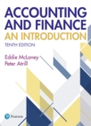 Accounting and Finance: An Introduction - Book