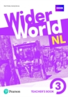 Wider World Netherlands 3 Teacher's Book - Book