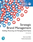 Strategic Brand Management: Building, Measuring, and Managing Brand Equity, Global Edition - Book