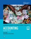 Pearson Edexcel International GCSE (9-1) Accounting SB - eBook