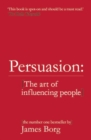 Persuasion : The art of influencing people - Book