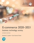 E-Commerce 2020-2021: Business, Technology and Society, Global Edition - Book