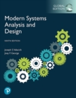 Modern Systems Analysis and Design, eBook, Global Edition - eBook