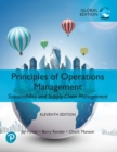 Principles of Operations Management: Sustainability and Supply Chain Management, Global Edition - Book
