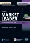 Market Leader 3e Extra Advanced Course Book, eBook, QR, MEL & DVD Pack - Book