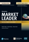 Market Leader 3e Extra Elementary Course Book, eBook, QR, MEL & DVD Pack - Book