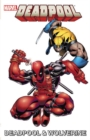 Marvel Universe Deadpool & Wolverine - Book