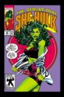 Sensational She-hulk By John Byrne: The Return - Book