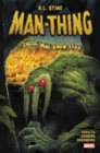 Man-thing By R.l. Stine - Book