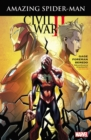 Civil War Ii: Amazing Spider-man - Book