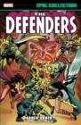 Defenders Epic Collection: Ashes, Ashes? - Book
